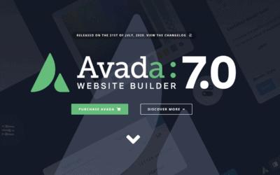 WordPress Theme Update – Avada 7.0